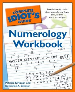 the complete idiots guide numerology workbook