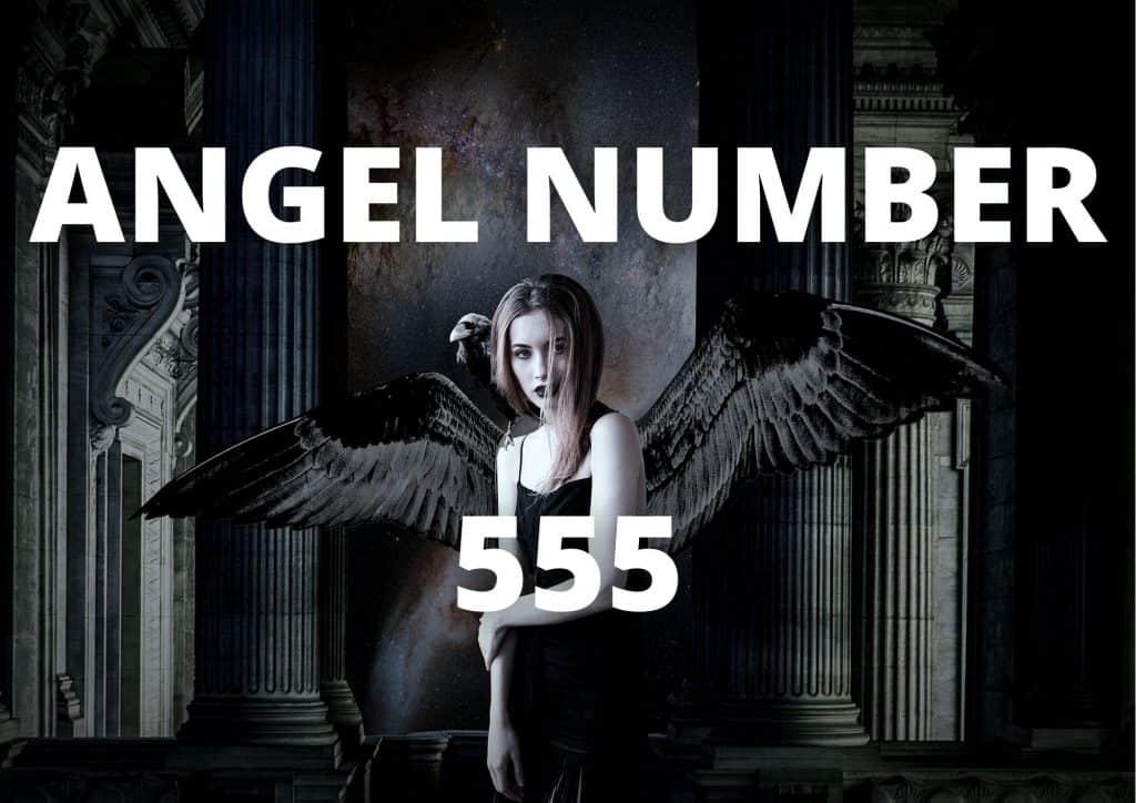 ANGEL NUMBER 555 header