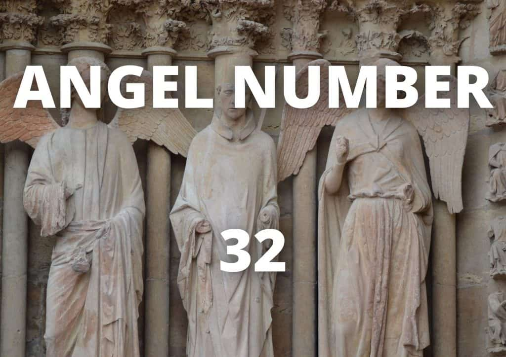 Angel Number 32 featured