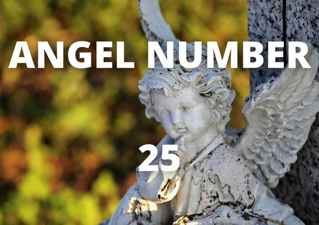 Angel Number 25 featured